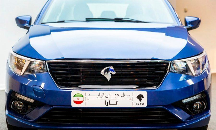 روشن نشدن تارا در مراسم رونمایی از جدیدترین محصول ایران خودرو + ویدیو