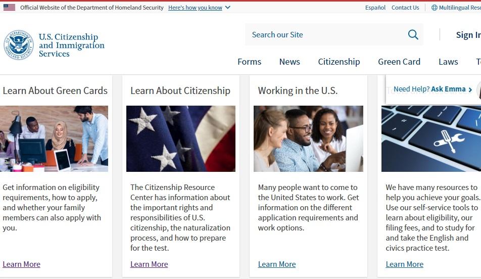 ویزاهای کاری آمریکا
