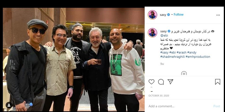 «ساسی مانکن» به ایران بازگشت؟