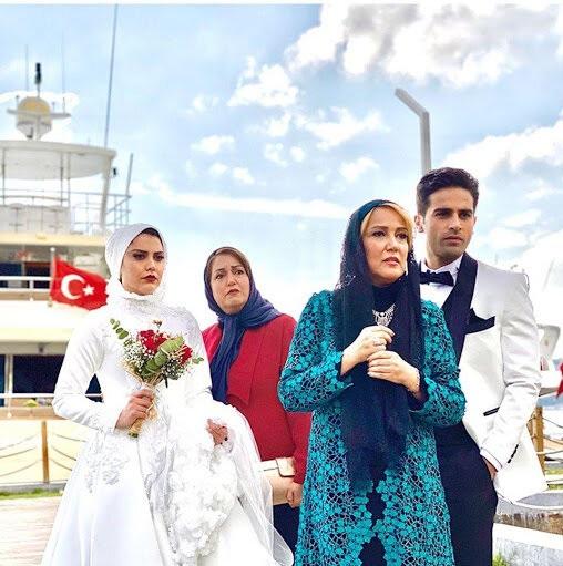 دیدار با البرز شمس: شیمیدان سریال ملکه گدایان