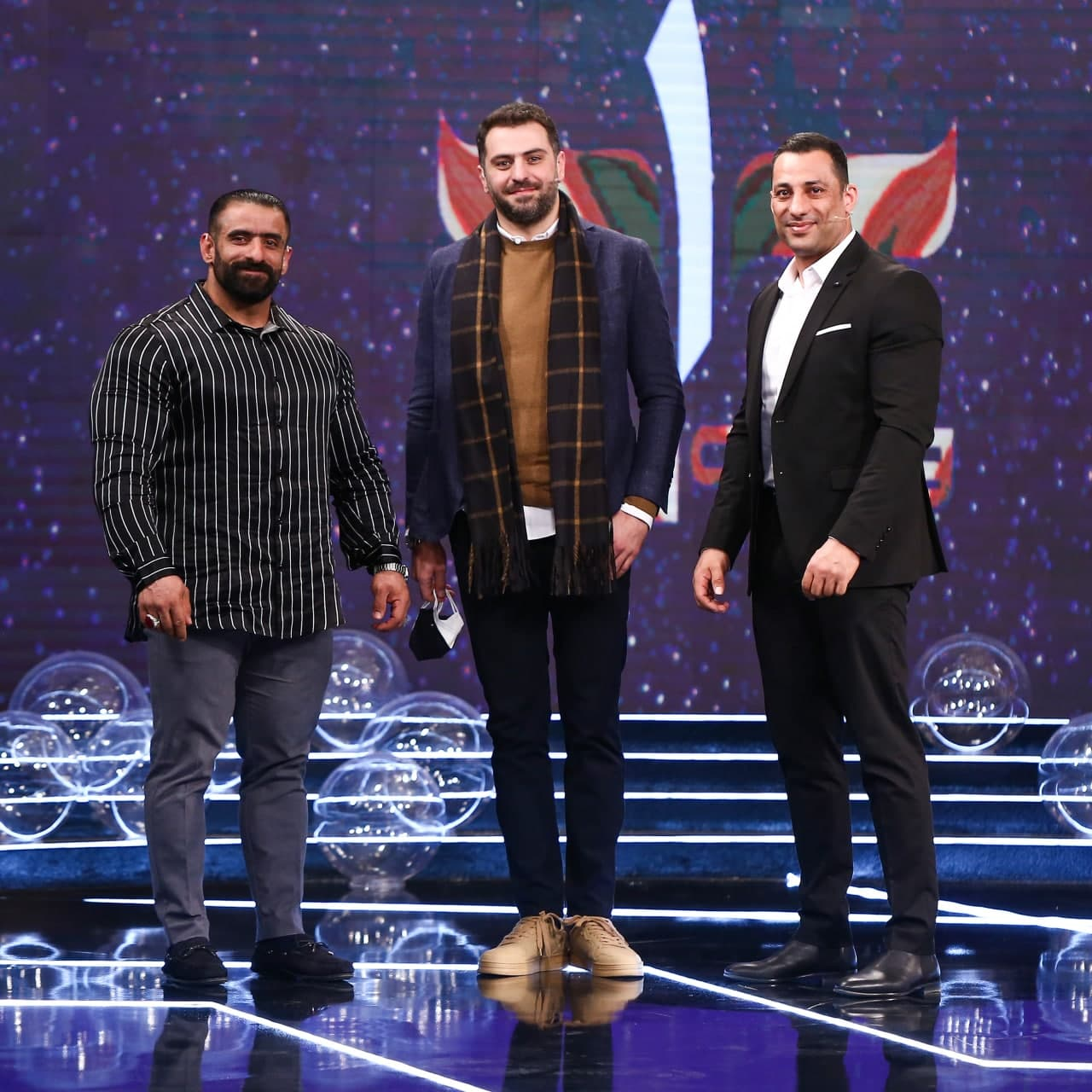 هادی چوپان قهرمان پرورش اندام ایران و دارنده عنوان چهارمی مستر المپیای 2020 در برنامه اخیر «فرمول یک» به میزبانی علی ضیاء حضور یافت.
