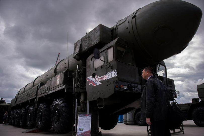 موشک آخرالزمانی RS-28 Sarmat با 208 تن وزن قرار است جایگزین موشک هسته ای ترسناک R-36 شود که با نام Satan به معنای شیطان نیز شناخته می شود.
