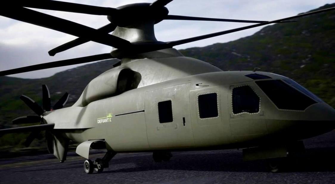 هلیکوپتر Defiant X نه تنها قرار است جایگزین Black Hawk شود بلکه سرعت و بردی دو برابری نسبت به این هلیکوپتر تهاجمی مشهور خواهد داشت.