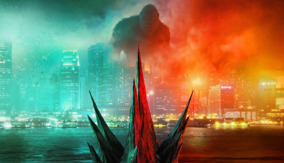 اولین تریلر فیلم Godzilla Vs. Kong در اینترنت منتشر شد که با یک انفجار بزرگ شروع شده و شهروندان به تونل های زیر زمینی پناه می برند