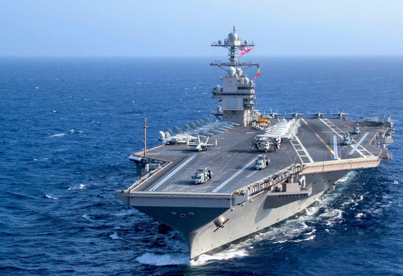 یک ارزیابی جدید از ناو هواپیمابر USS Gerald R. Ford نشان می دهد که مشکلات گران ترینکشتی ساخته شده به دست بشر در طول تاریخ همچنان وجود دارد