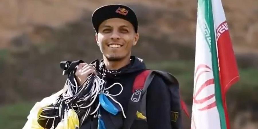 جزئیات حادثه سقوط مرگبار محمد بزرگی چترباز معروف + ویدئو