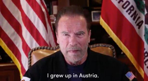 آرنولد شوارتزنگر در واکنش به اتفاقات اخیر در ایالات متحده در یک پیام ویدیویی، دونالد ترامپ را بدترین رییس جمهور تاریخ نامید