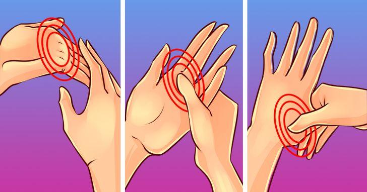 ۵ ترفند ساده برای رفع انواع دردهای بدنی