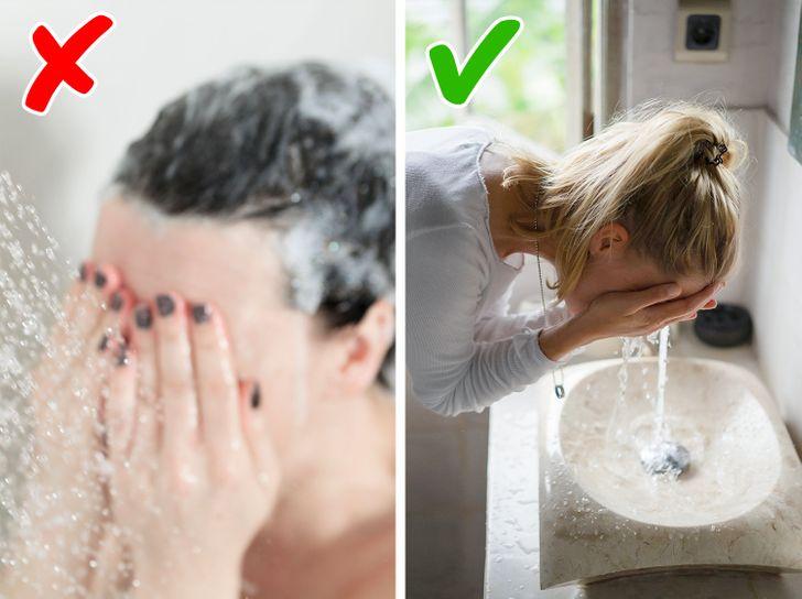 ۷ اشتباه در مراقبت از پوست که باعث جوش می شود