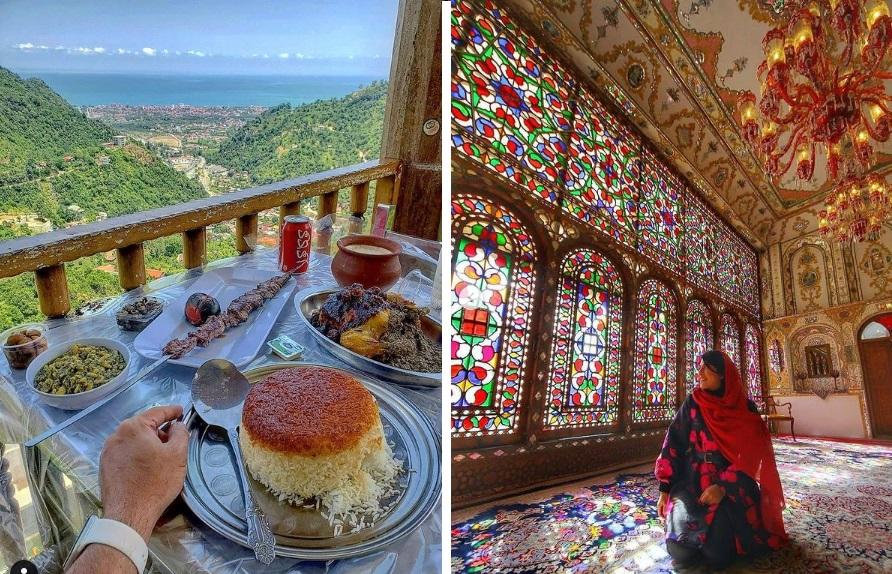 مقصدهای گردشگری بی نظیر ایران در ۲۰ قاب ببینید