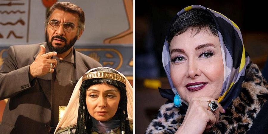 بازیگران زنی که با کلاه گیس در تلویزیون ایران نقش آفرینی کردند