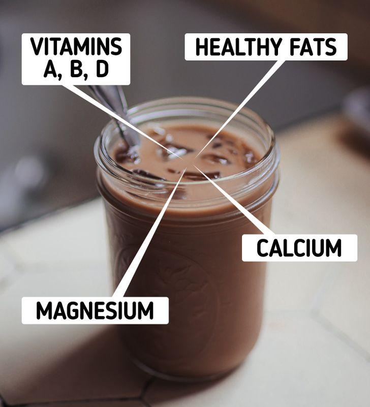 شیر شکلات که در گذشته به عنوان یک نوشیدنی مضر برای ورزشکاران شناخته می شد که چاقی در دوران کودکی را باعث می شود، اکنون به عنوان یک غذای مفید ورزشکاری مورد توجه قرار گرفته و بهترین نوشیدنی برای افراد ورزشکار بعد از یک تمرین سخت است.