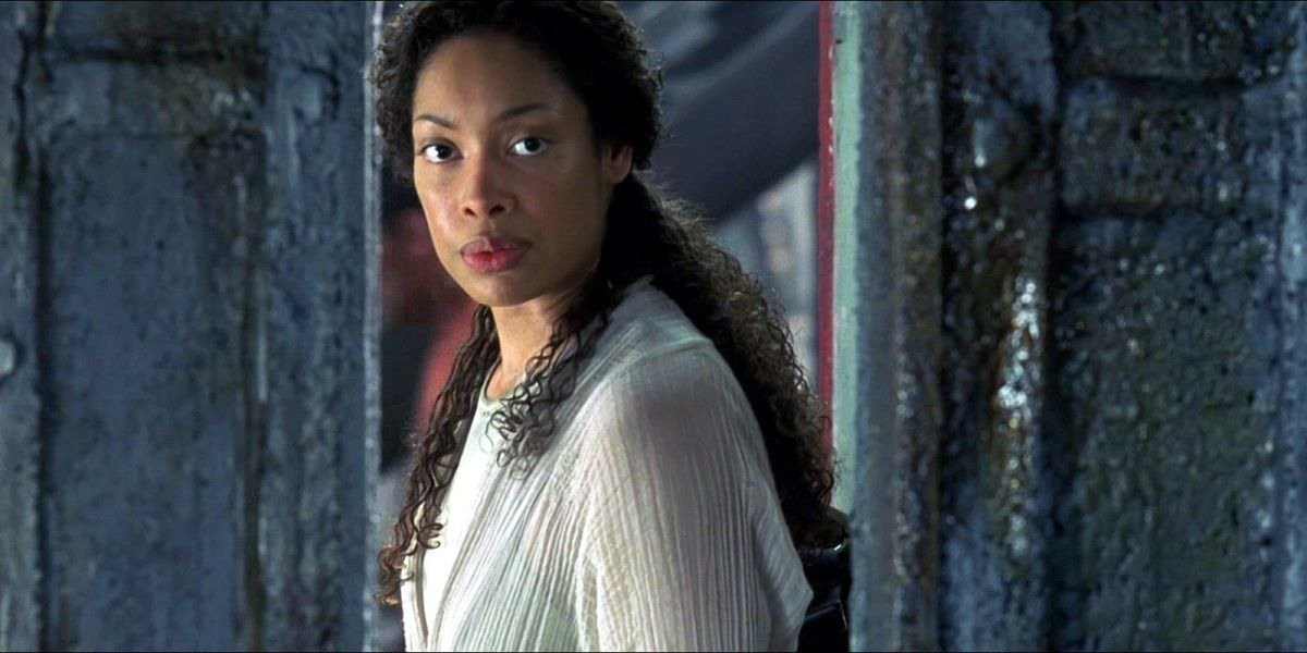 جینا تورس بازیگر دو فیلم آخر سه گانه ماتریکس (The Matrix) می گوید که نمی داند شخصیت های این فرانچایز چگونه برای The Matrix 4 باز می گردند