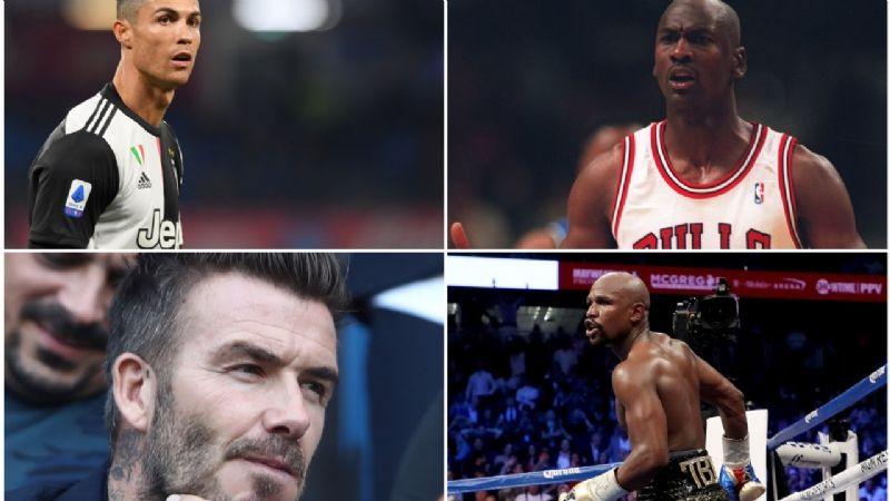 یکی از مهم ترین موضوعات در دنیای ورزش این است که ثروتمندترین ورزشکار تاریخ کیست و مجله فوربس با ارائه فهرستی به این سوال پاسخ داده است.