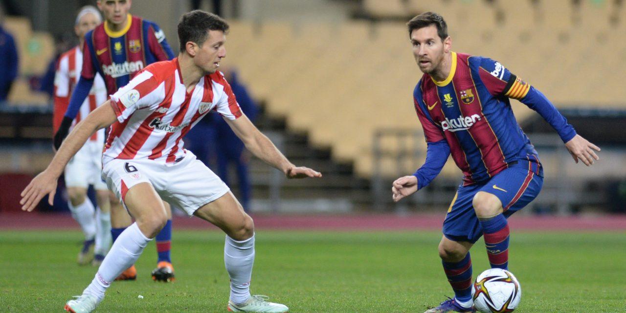 جزییات تمدید قرارداد چهار ساله لیونل مسی ، ستاره ناراضی آن روزهای باشگاه بارسلونا در سال 2017 توسط روزنامه اسپانیایی ال موندو در گزارشی خبرساز از مارتی سابلالز و استبان اوریزتیتا منتشر شده است.
