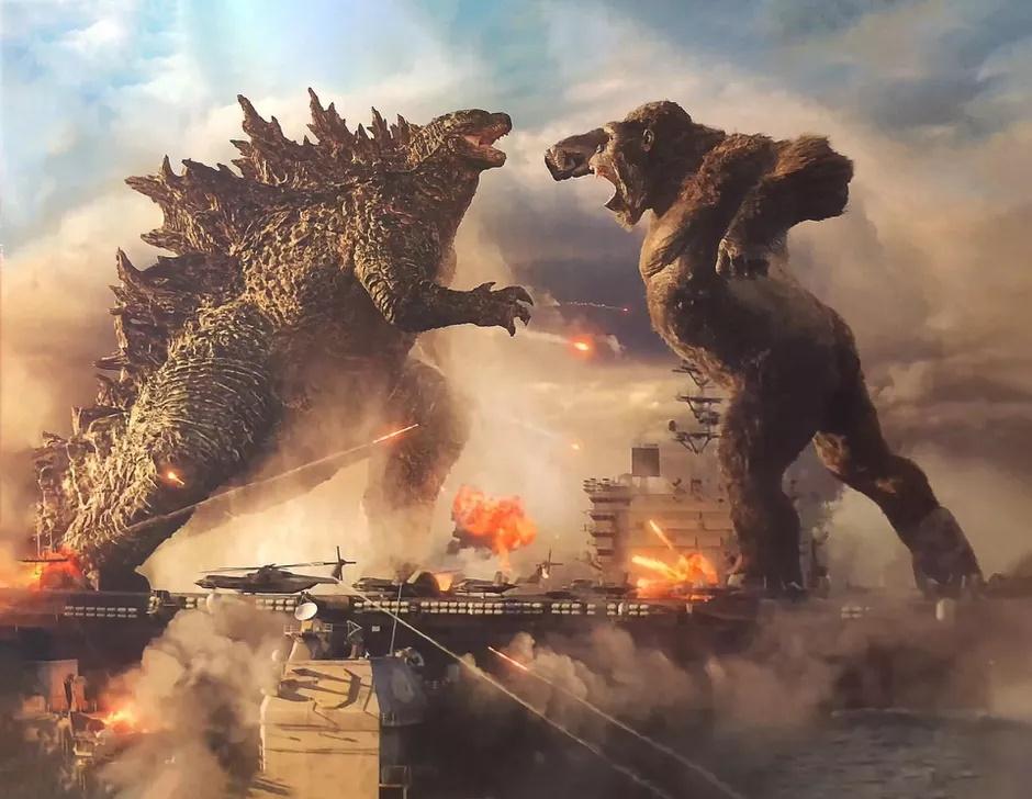 تریلر فیلم Godzilla Vs. Kong بالاخره منتشر شد + ویدیو