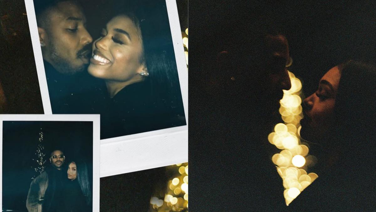 مایکل بی جردن و دختر استیو هاروی روز یکشنبه با یک پست اینستاگرامی عاشقانه، برای اولین بار به طور رسمی رابطه خود را علنی کردند.