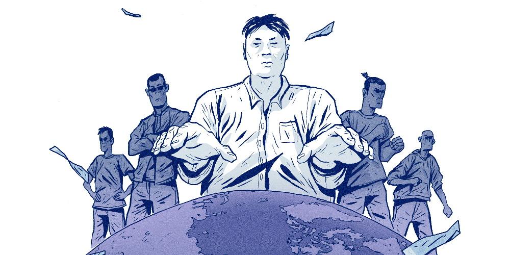 ال چاپو شرق ؛ داستان «تحت تعقیبترین مرد آسیا» و کسی که ۸ بادیگارد کیک بوکسر داشت
