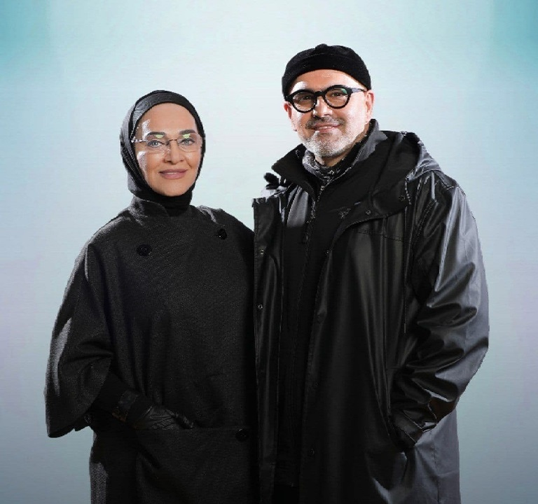 همسر رویا نونهالی رامین حیدری فاروقی