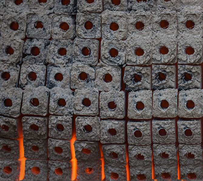تولید «زغال فشرده»: کسب و کاری پر سود