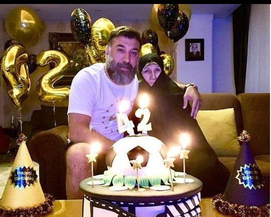 آخرین جشن تولد «علی انصاریان» و دعای او برای مردم