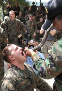 تمرینات نظامی آمریکا