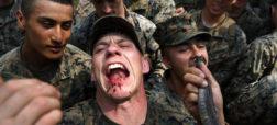 از خوردن مار تا نوشیدن خون؛ تمرینات نظامی آمریکا که خبرساز شده اند