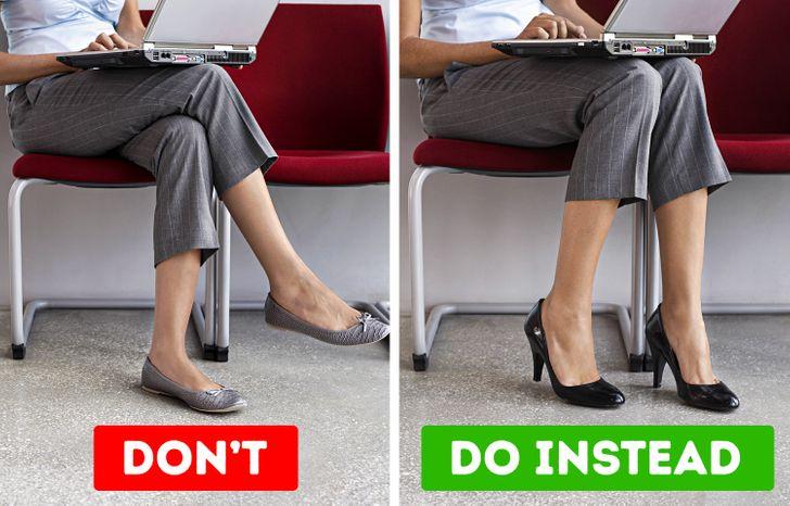 ۵ بلایی که عادت پا روی پا انداختن بر سر بدن می آورد