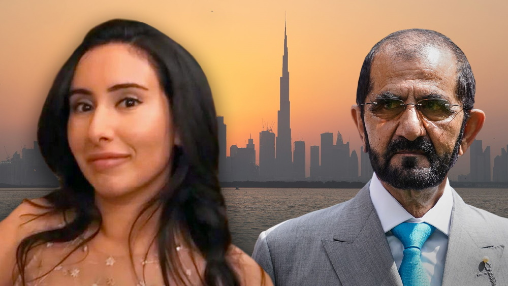 شیخه لطیفه، دختر حاکم دبی در یک پیام ویدیویی: «در ویلای پدرم به گروگان گرفته شده ام»