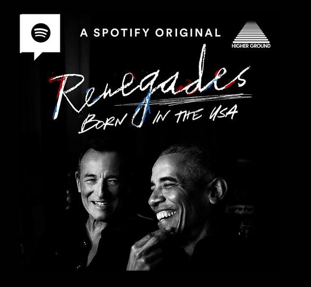 باراک اوباما و بروس اسپرینگستین یک سری پادکست در اسپاتیفای منتشر کرده اند که در آن در مورد زندگی، موسیقی و علاقه خود به آمریکا صحبت می کنند.