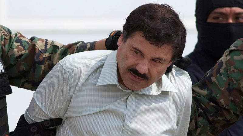 اِما کورونل آیسپورو همسر خواکین ال چاپو گوزمان رییس زندانی یکی از مخوف ترین کارتل های مواد مخدر مکزیک است.