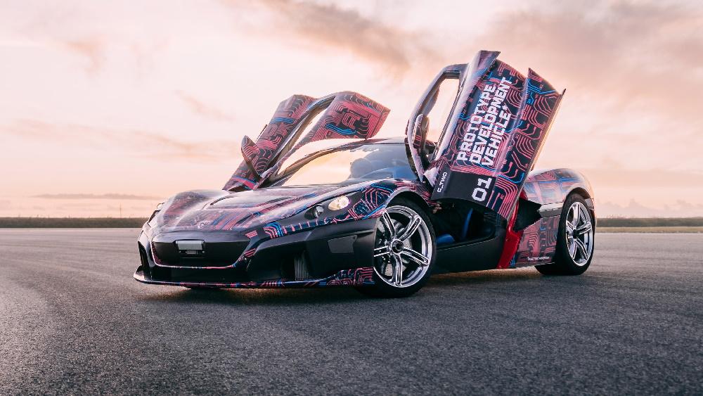 ابرخودرو Rimac C_Two ؛ خودرو برقی با ۱,۹۱۴ اسب بخار قدرت و ۲.۴ میلیون دلار قیمت