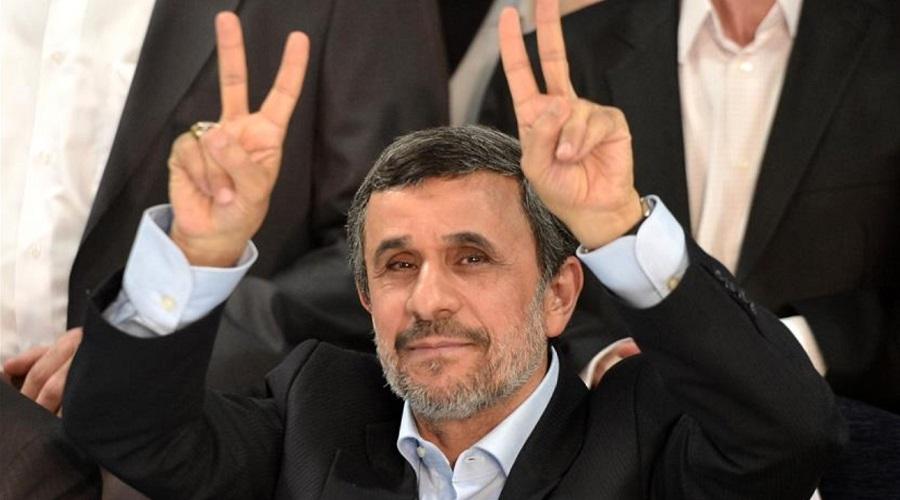 دفاع تمام قد احمدی نژاد: «رپ حرف درستی می زند» + ویدئو