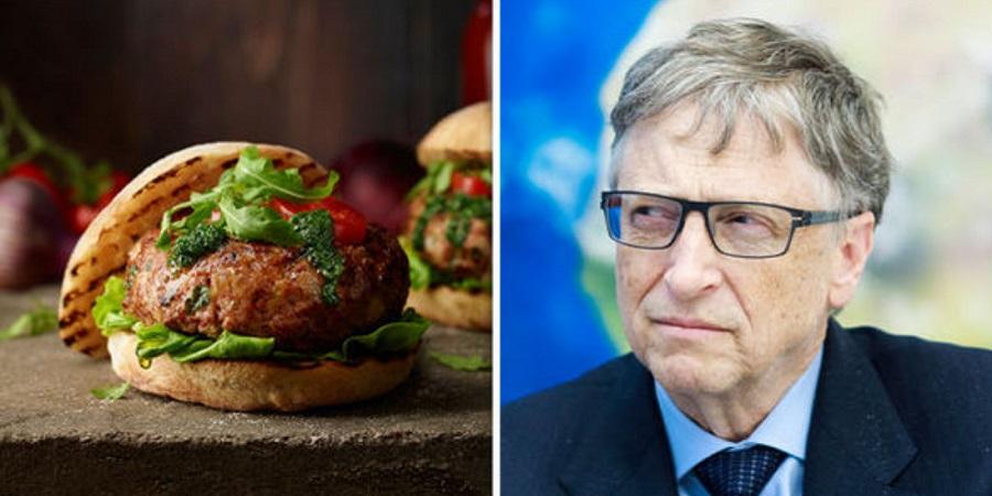 بیل گیتس: مردم کشورهای ثروتمند دیگر نباید گوشت واقعی بخورند