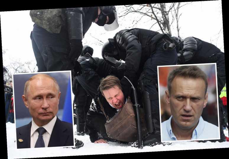 ولادیمیر پوتین برای اولین بار جایگاه اول محبوبیت و پربحث بودن در روسیه را از دست داد