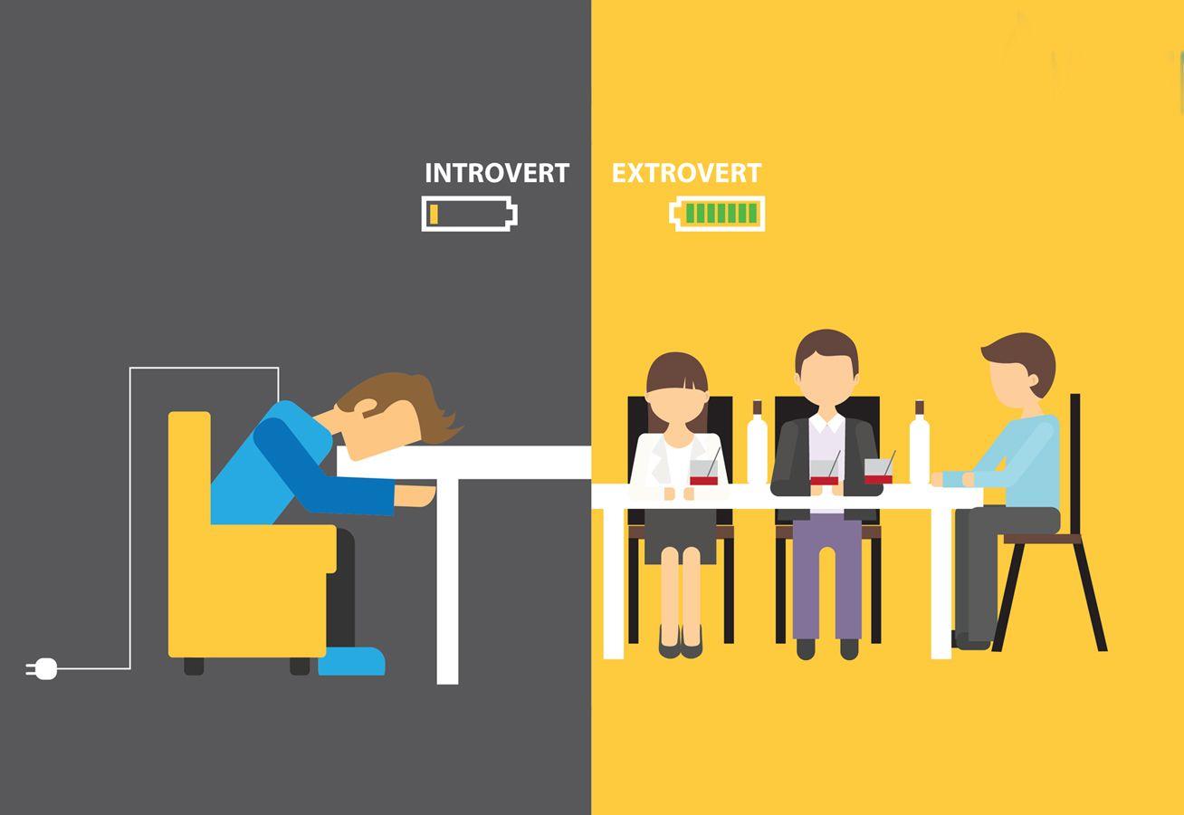 محققان حوزه اجتماعی کشف کرده اند که افراد درونگرا اغلب اوقات دوستان بهتر، مدیران باهوش تر و متفکران خلاق تری نسبت به افراد برونگرا هستند.