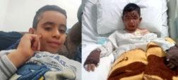 ماجرای محمد طاها پسر ۸ ساله شیرازی که با فداکاری جان چند کودک را نجات داد