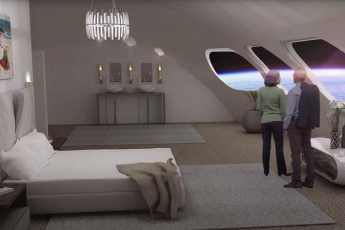 باز شدن اولین هتل فضایی تا سال ۲۰۳۰