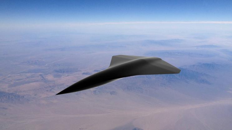 اولین پرنده بدون سرنشین مافوق صوت جهان با سرعت ۲.۱ ماخ و قیمت ۱۵ میلیون دلار