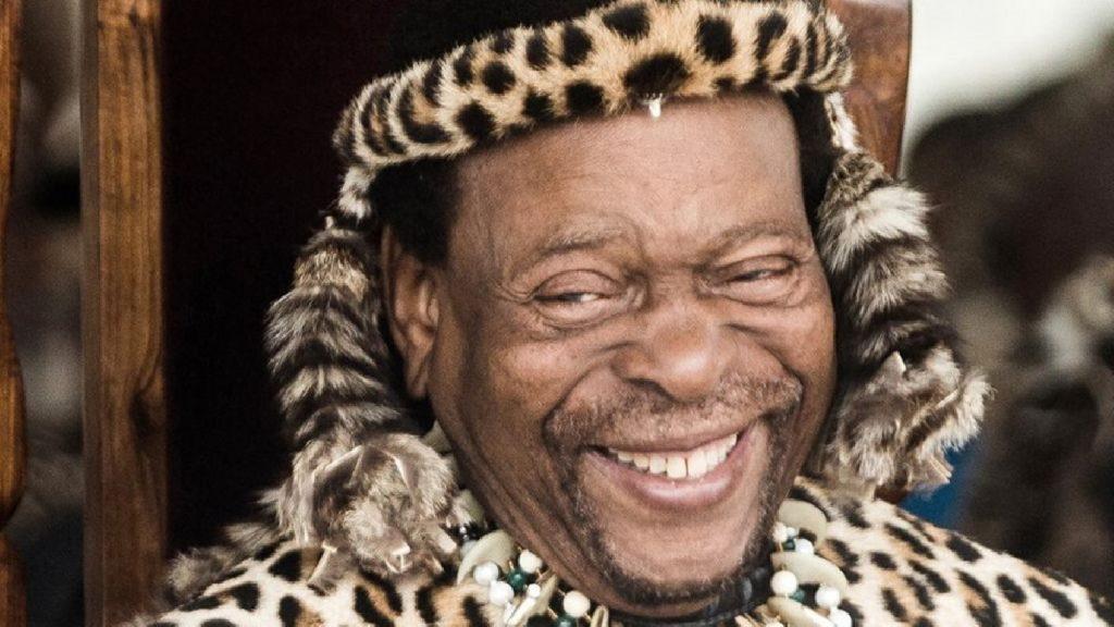 مرگ گودویل زولتینی، پادشاه زنباره مردمان زولو در آفریقای جنوبی بر اثر ابتلا به دیابت