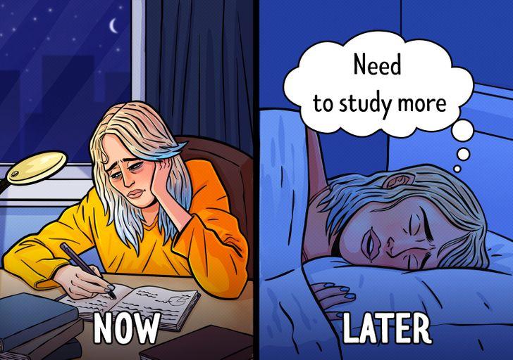 چرا گاهی در خواب حرف می زنیم؟