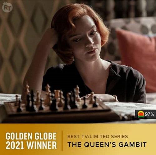مراسم گلدن گلوب 2021 دیشب برگزار شد، در حالی که Nomadland و Borat Subsequent Moviefilm را می توان برندگان بزرگ این مراسم دانست.