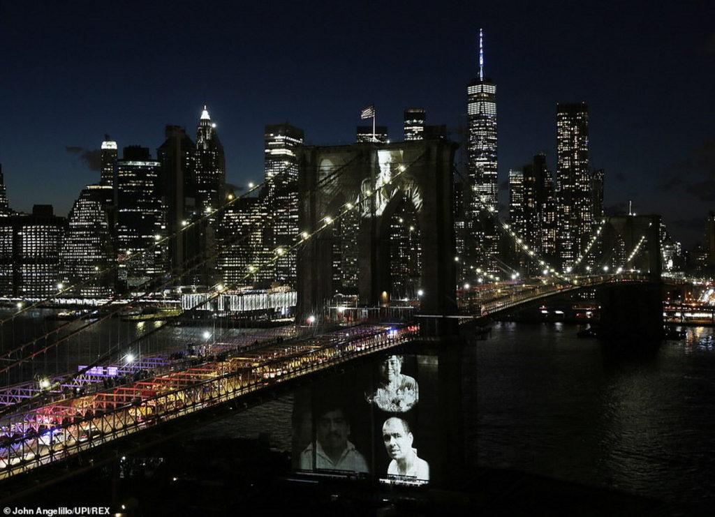 برگزاری مراسم یادبود فوت شدگان کرونا بصورت مجازی در نیویورک