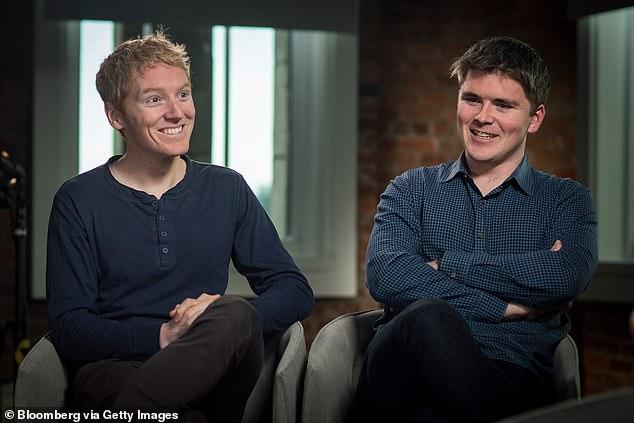 پاتریک و جان کالیسون دو برادر جوان و تازه چهره شده ای که اپلیکیشن Stripe را راه اندازی کرده اند داستان جالبی دارند.