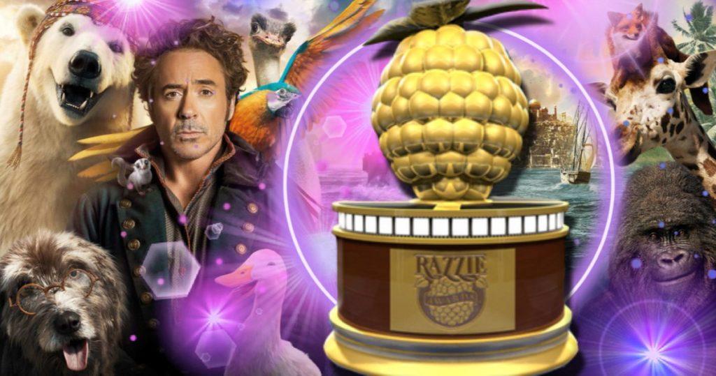 تمشک طلایی ۲۰۲۱؛ بدترین های هالیوود معرفی شدند