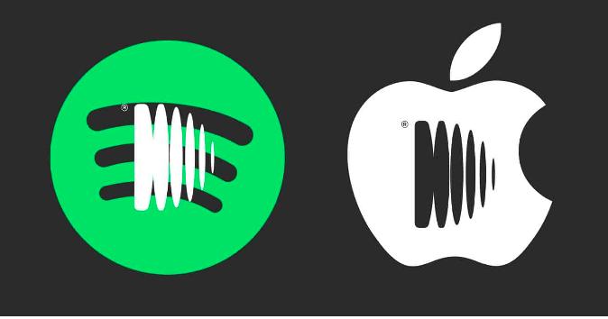 اسپاتیفای سرتر است یا اپل موزیک ؟