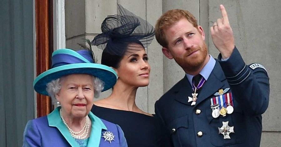 دربار انگلیس سکوتش را شکست؛ واکنش ملکه به مصاحبه جنجالی هری و مگان مارکل