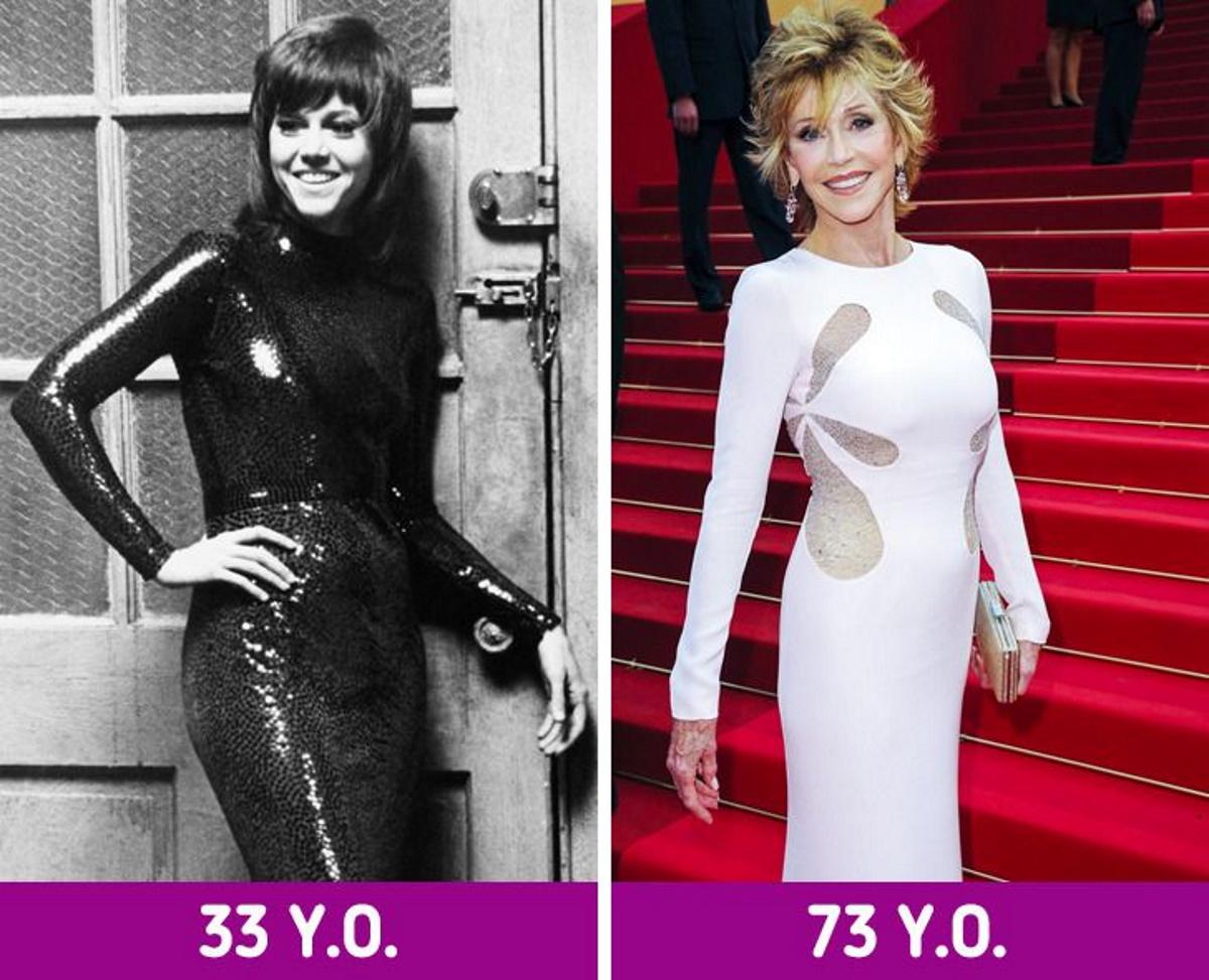 ۱۰ نقطه خاص از بدن که سن واقعی شما را لو می دهند