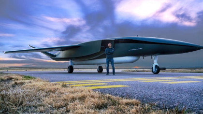 کمپانی Kelley Aerospace که در سنگاپور مستقر است، به طور رسمی اولین پرنده بدون سرنشین مافوق صوت جهان را به پرواز درآورده است.