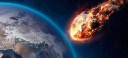 اگر یک شهاب سنگ به زمین برخورد کند چه اتفاقی می افتد؟
